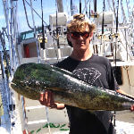 Mahi caught Offshore Trolling on The Outer Banks,NC.
