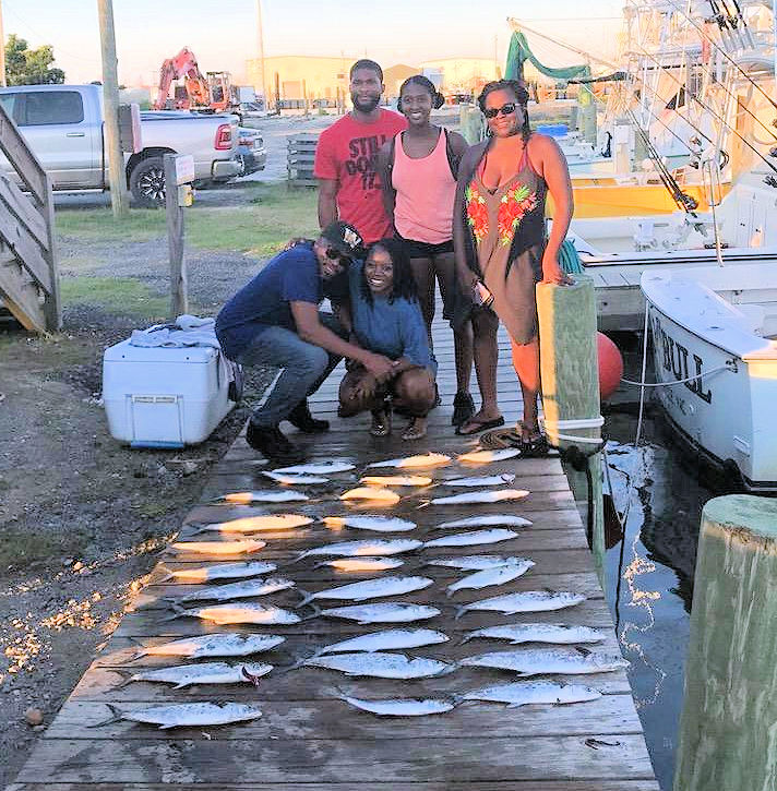 Outer Banks Fishing Reports - 2019