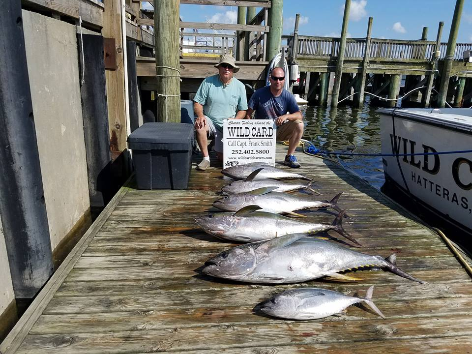 Outer Banks Fishing Reports - 2018